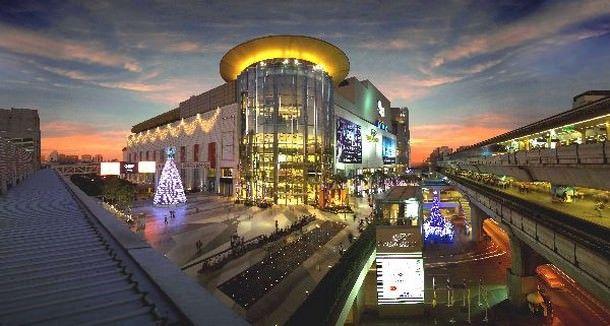 ТЦ Siam Paragon, Бангкок