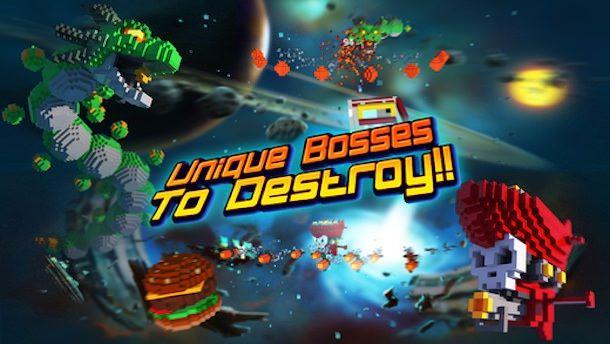 Игра Space Qube для iPhone и iPad