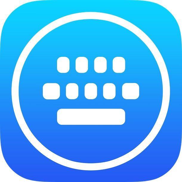 Клавиатура Themeboard для iOS 8 лого