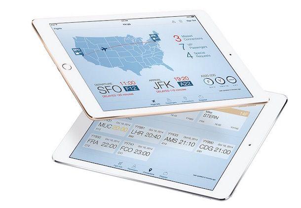 Apple и IBM, приложение для бизнеса