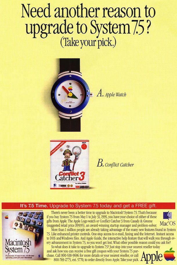 Оригинальные часы apple watch 1995