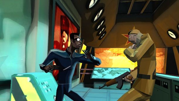 Игра CounterSpy для iPhone и iPad от Sony