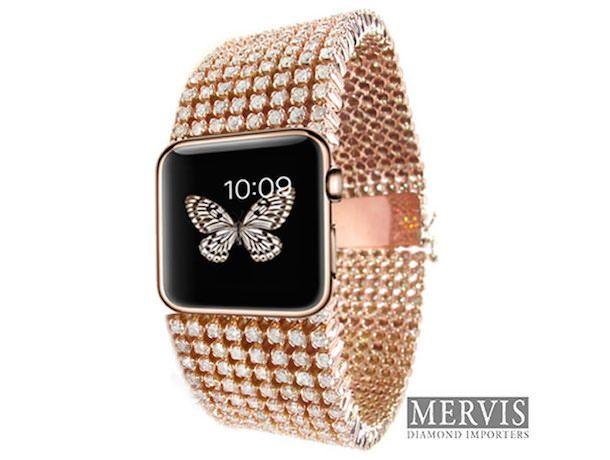 diamond iwatch