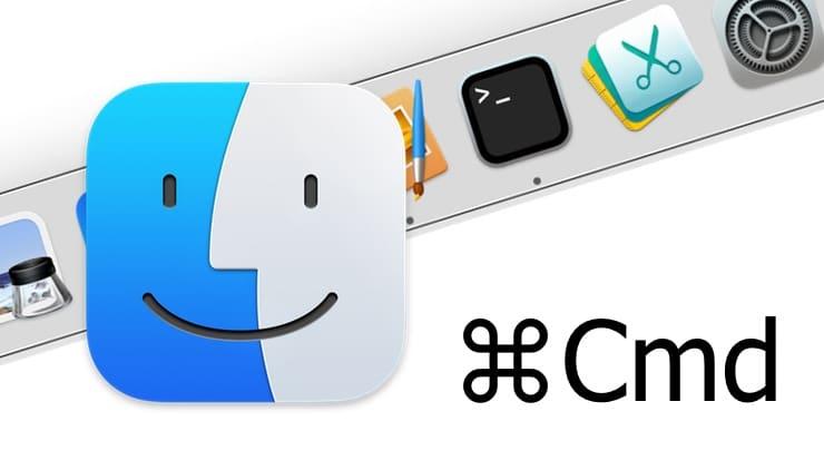 Как в macOS при помощи ⌘Cmd быстро открыть папку с файлом из Dock-панели