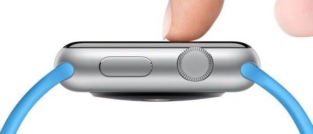 Использование Force Touch для управления интерфейсом