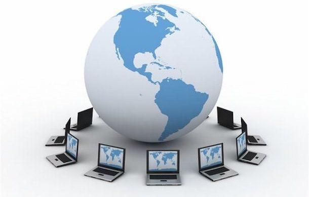 global internet world