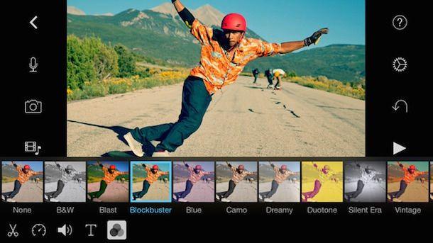 imovie - расширение для Фото на iPhone и iPad