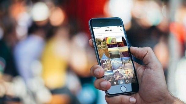 В App Store пеоявилось обновление клиента Instagram