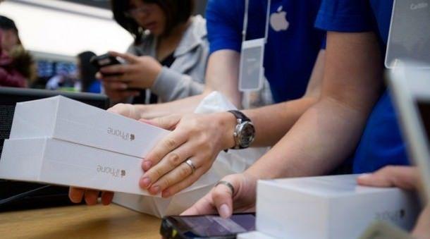 цены на iPhone