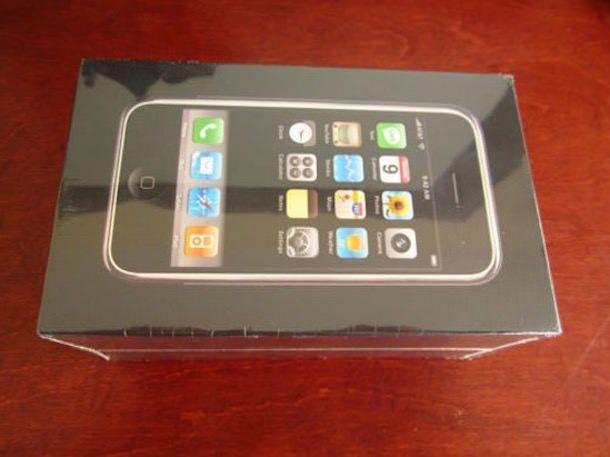 iPhone 2g ebay