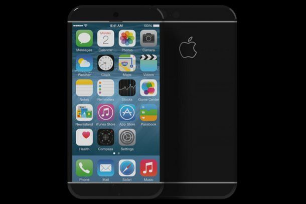 Концепт iPhone 7 от сербского дизайнера
