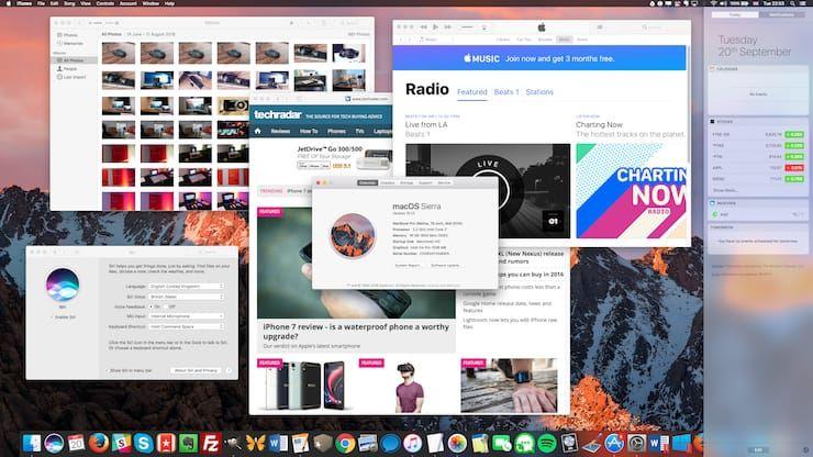macOS 10.12 Sierra (2016)