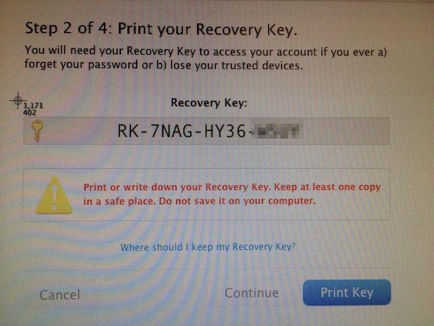 Не теряйте ключ восстановления от Apple ID-3
