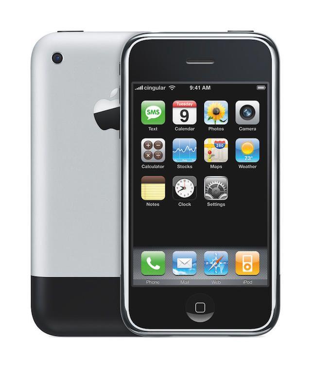 original iphone 2G