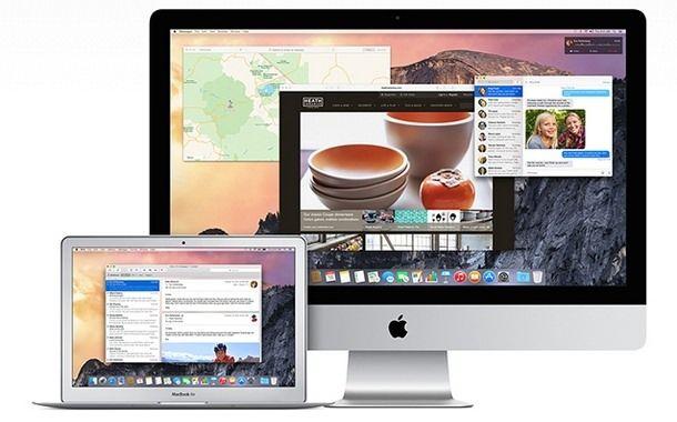 Выпущена публичная тестовая версия OS X Yosemite 10.10.2