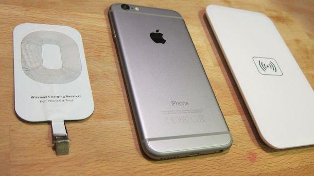 Беспроводная зарядка для iPhone 6 своими руками-1