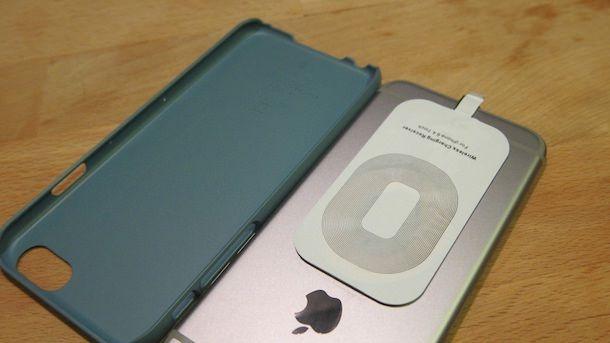 Беспроводная зарядка для iPhone 6 своими руками-3