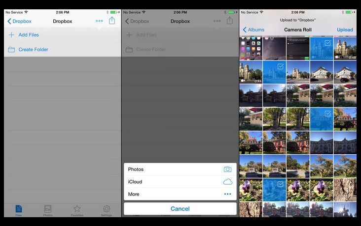 Как отправить фото на Android3