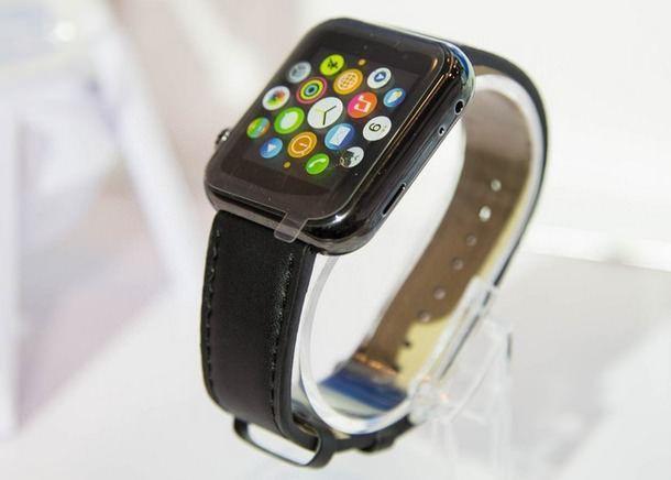 "Hyperdon - китайский ""клон"" Apple Watch"