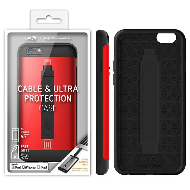 Cable & Ultra Protection Case