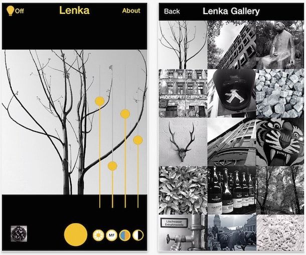 Lenka для iPhone