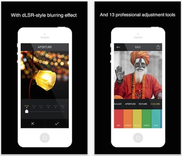 MIX by Camera360 для iPhone