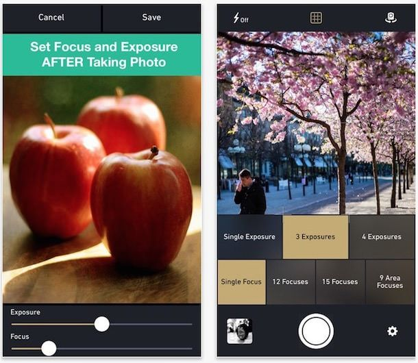 MultiCam Set Focus для iPhone и iPad