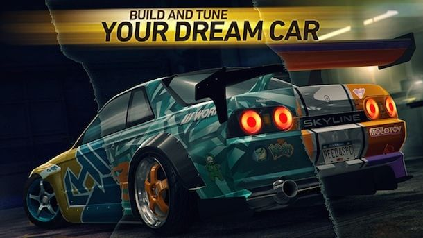 Need for Speed No Limits для iPhone и iPad