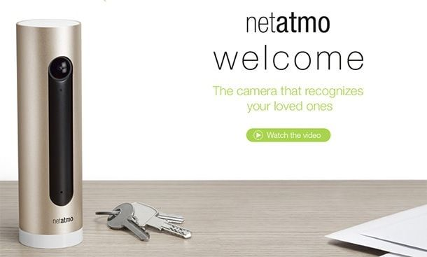 Netatmo Welcome