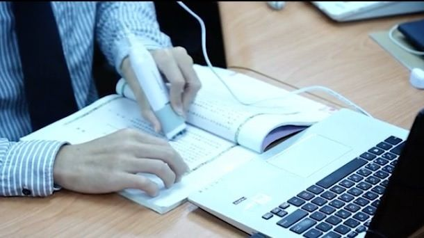 WorldPenScan X – первая ручка-сканер для iOS, Android, Mac и Windows устройств