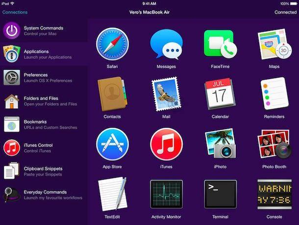 Alfred Remote для iOS