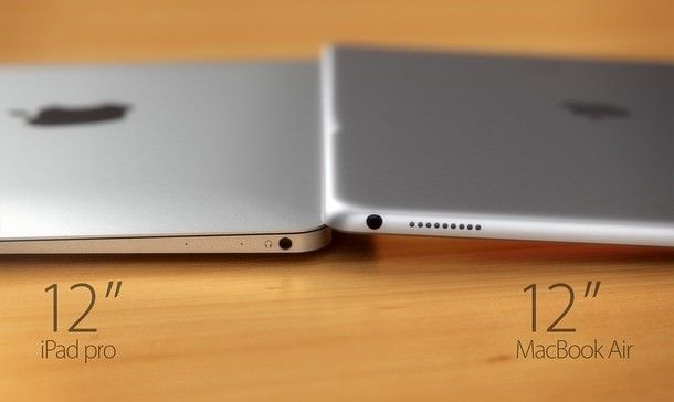 iPad Pro vs Mac Book Air