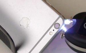 iphone 6 plus против электрошокера