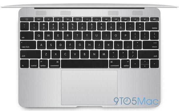 macbook air 12 дюймов с дисплеем Retina