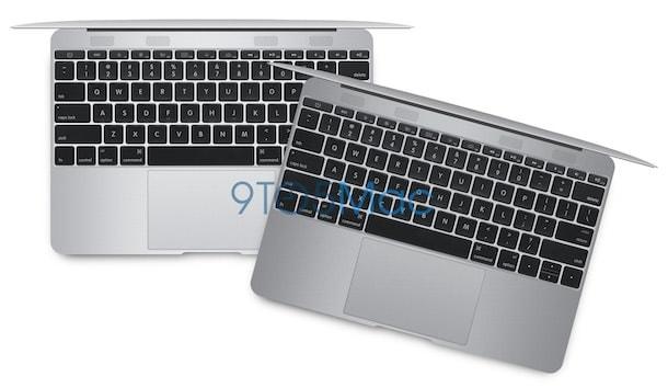 12-дюймовый MacBook Air с дисплеем Retina