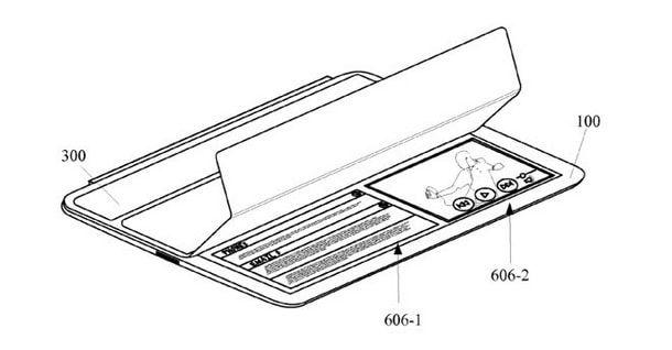 Иллюстрация запатентованной технологии