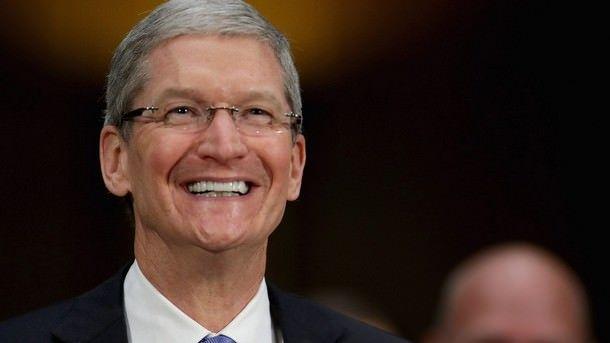 CEO Apple Тим Кук