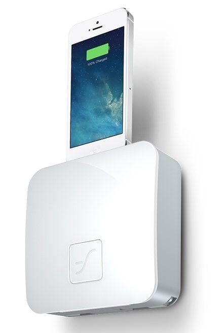 flexcharger - универсальное зарядное устройство для iPhone и iPad