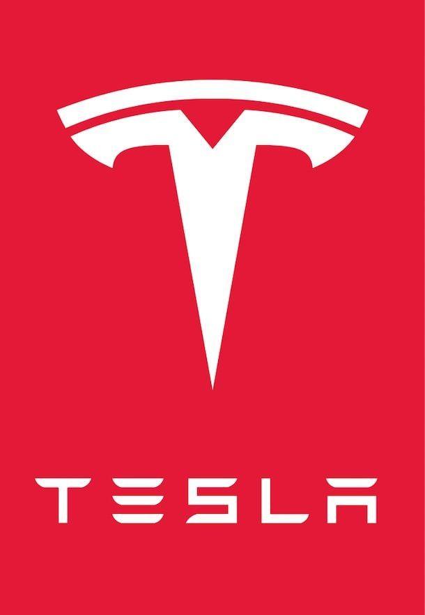 Логотип Tesla