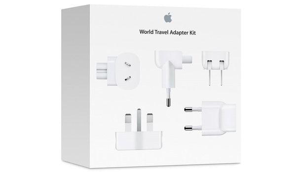 набор адаптеров World Travel Adapter Kit