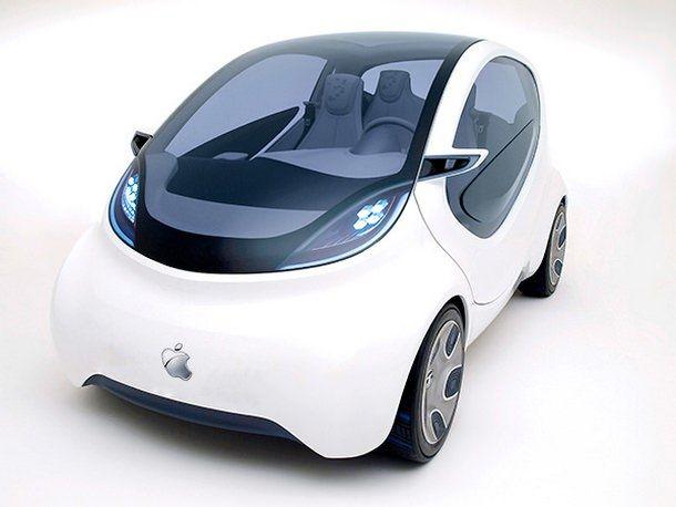Концепт Apple Car