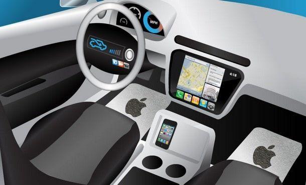 Apple, iCar