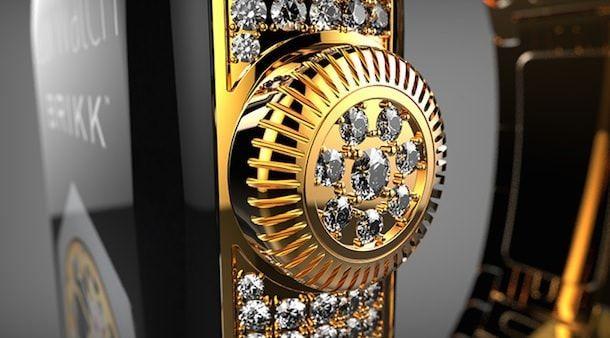 Часы brikk lux apple watch