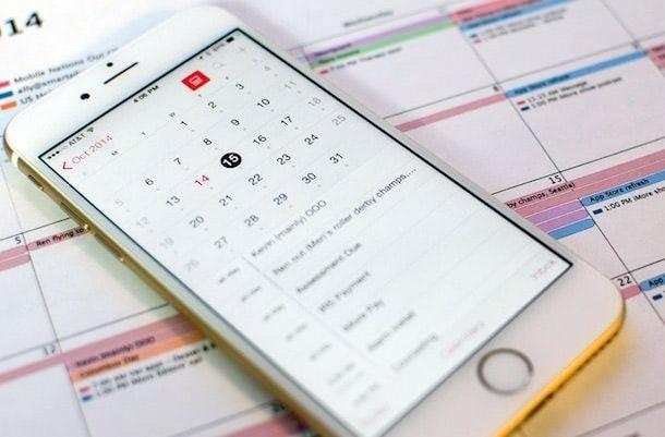 calendar ios 8 iphone 6
