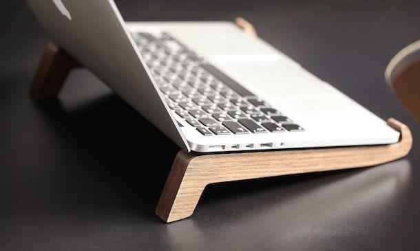 Деревянные аксессуары для iPhone, iPad и Mac от FLINDERS