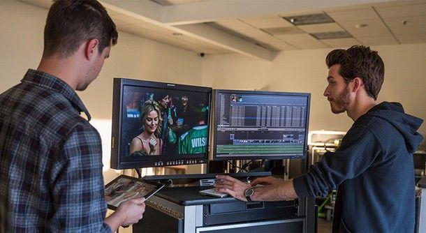 Фокус, Final Cut Pro X, Apple, фильм