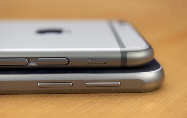 Samsung Galaxy S6 и iPhone 6