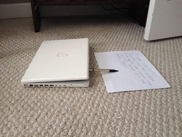 Одержимый MacBook-2