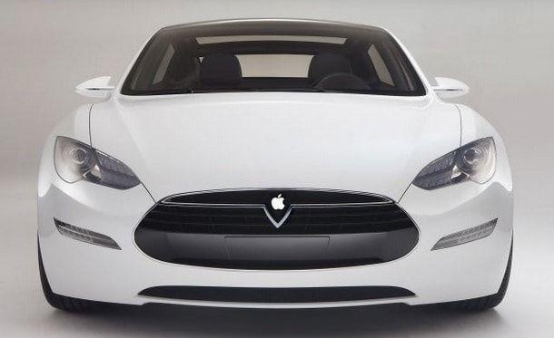 Apple запустила проект по созданию электромобиля