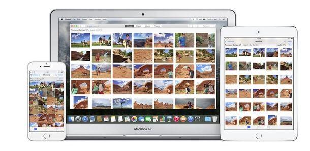 Приложение Фото для Mac